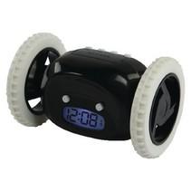 Driving Alarm Clock Digital Black / White