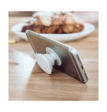 PopSockets PopSockets Expanding Stand / Grip Fuchsia Metallic Diamond