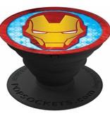 PopSockets PopSockets erweitert Stand / Griff Marvel-Comics Iron Man Logo
