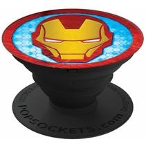 PopSockets Expanding Stand / Grip Marvel Comics Iron Man Logo