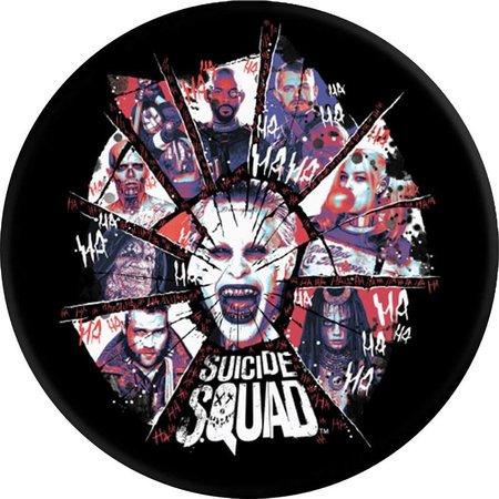 PopSockets PopSockets erweitern Stand / Griff DC Comics Suicide Squad Joker Logo