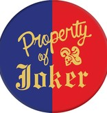 PopSockets PopSockets erweitern Stand / Griff DC-Comics Harley Quinn-Eigenschaft oder Joker-Logo