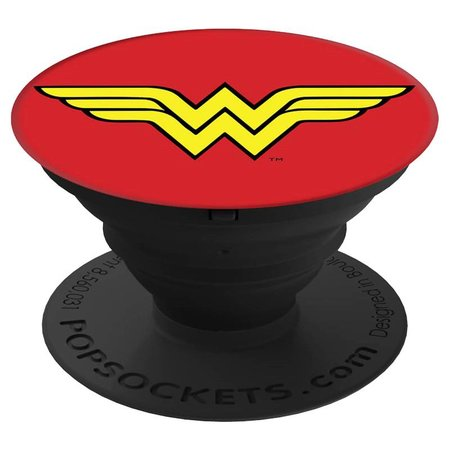 PopSockets PopSockets Expanding Stand/Grip DC Comics Wonder Woman Logo