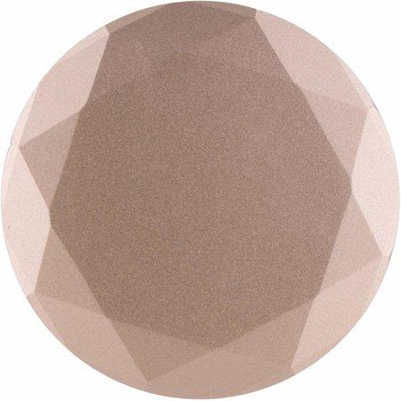 PopSockets PopSockets Erweiterungsständer / Griff Rotgold Metallic Diamond