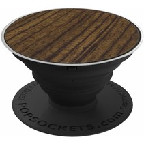 PopSockets Expanding Stand / Grip Aluminum Rosewood