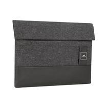 Rivacase Lantau Laptop Sleeve 13.3inch Black Mélange