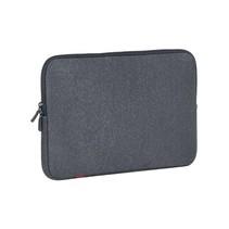 Rivacase Antishock Laptop Sleeve 12inch Dark Grey