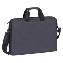 Rivacase Suzuka Laptop Bag 15.6inch Black