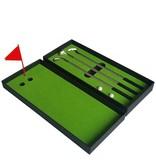 Geeek Mini Golf Game Desktop Putter Pen Set Golf Training