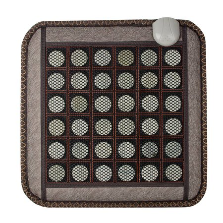 Geeek Infrared Heat Heating Cushion Jade Stone Therapy Thermomat
