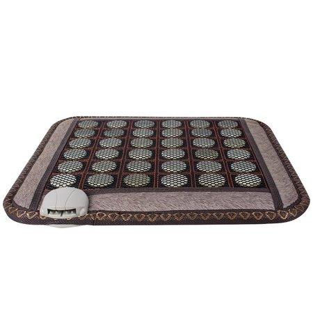 Geeek Infrarot-Heizkissen Jade Stone Therapy Thermomat