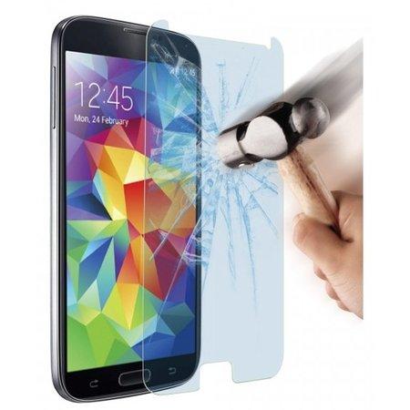 Geeek Schutzfolie aus gehärtetem 0,3mm Panzerglas für Samsung S5