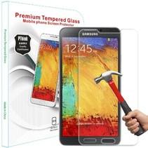 Schutzfolie aus gehärtetem 0,3mm Panzerglas für Samsung Note 4