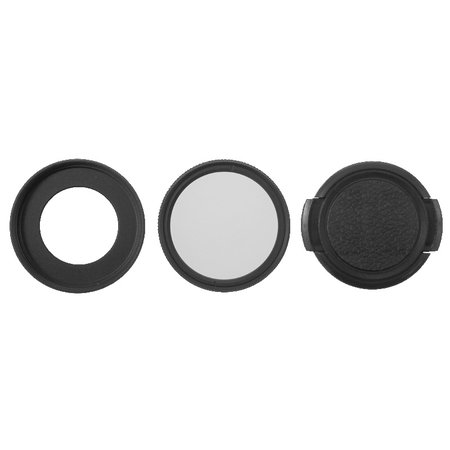 Geeek 37mm Lens / UV Filter / Polarizer Set for GoPro
