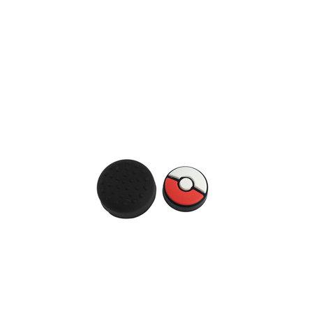 Pokemon Ball Hand Grip Rood voor Nintendo Switch