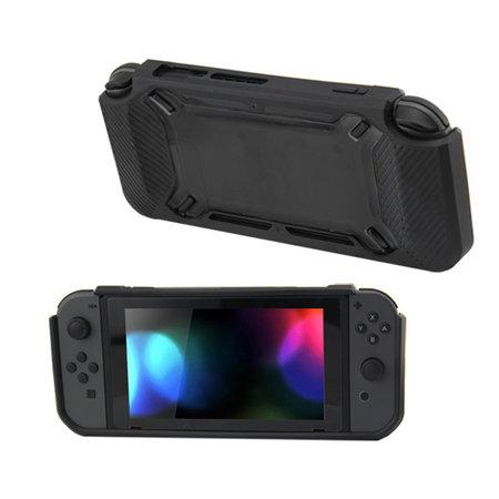 Hard Case Cover voor Nintendo Switch Beschermhoes - Rubber Touch
