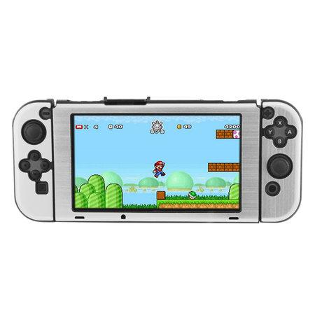 Aluminium Case Cover voor Switch Console en Joy Cons - Beschermhoes