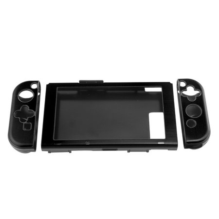 Aluminum Case Cover for Switch Console and Joy Cons - Protective Cover