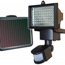Starke LED Solarlampe mit Bewegungsmelder