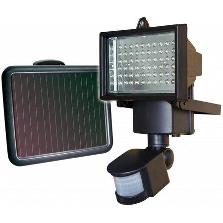 Geeek Starke LED Solarlampe mit Bewegungsmelder