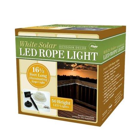 Geeek Solar LED Lichtschlauch für Outdoor
