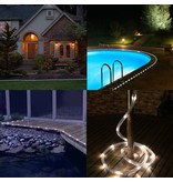 Geeek LED Rope Light for Outdoor Solar Energy