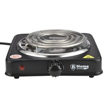 Electric Hob Coal Burner BBQ Camping Cooker