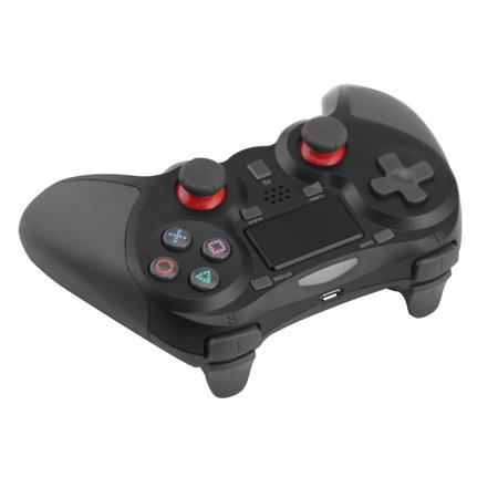 Geeek Wireless Bluetooth Controller for PS4 Black