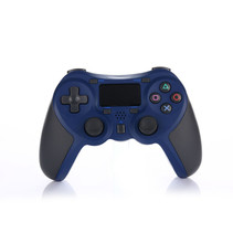 Wireless Bluetooth Controller for PS4 Blue