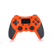 Drahtloser Bluetooth-Controller für PS4 Orange