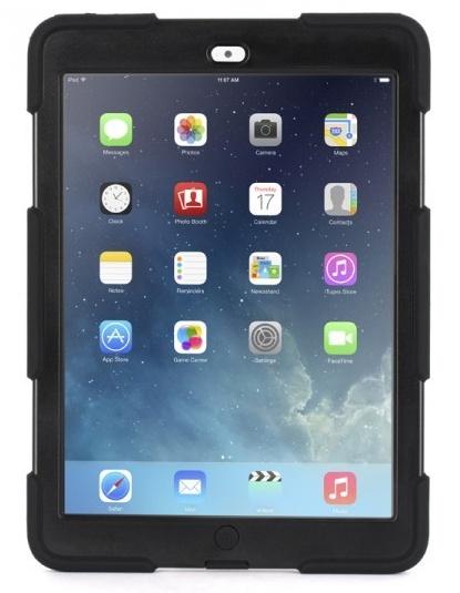 Survivor Extreme Duty Case iPad Air 2 Zwart