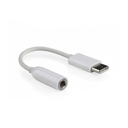 USB-C auf 3,5-mm-Klinken-Audioadapter mit zusätzlichem USB-C-Anschluss - 13 cm - Copy