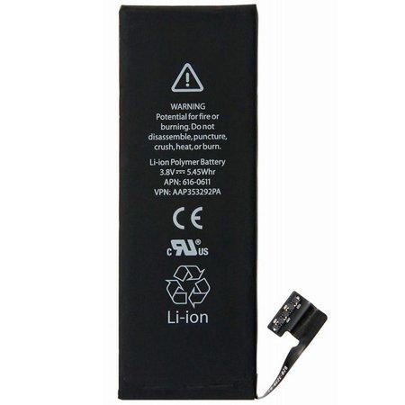 Geeek Accu Batterij 1440 mAh voor iPhone 5 met Toolkit