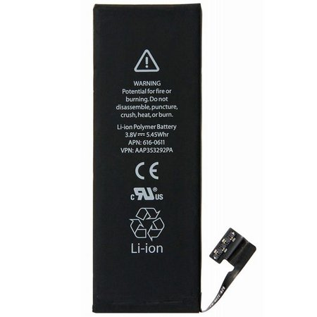 Geeek Accu Battery 1440 mAh for iPhone 5 with Toolkit