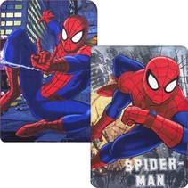 Spiderman Fleece Deken Fleecedeken Blanket - 150x100cm