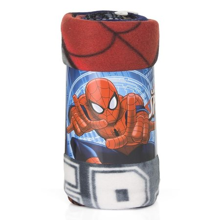 Marvel Spiderman Fleece Blanket Fleece Blanket Blanket - 150x100cm