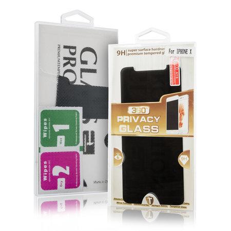 Geeek Premium 9H Displayschutzfolie aus gehärtetem Glas für iPhone SE / 5S / 5