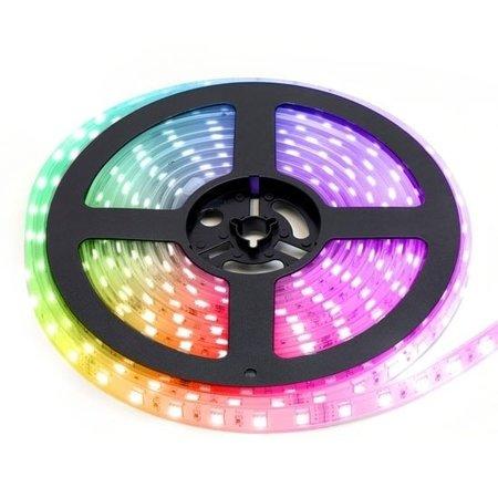Geeek LED Stripes RGB Farben 60 LED – 5m