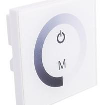 Touch Panel LED Dimmer für einfarbige LED-Streifen