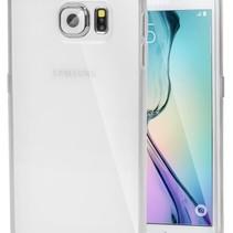 TPU Hoesje Samsung Galaxy S6 Edge Transparant