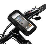 Geeek Universale Fahrradhalterung für iOS & Android Smartphones Größe XL