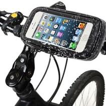Universale Fahrradhalterung für iOS & Android Smartphones Größe XL