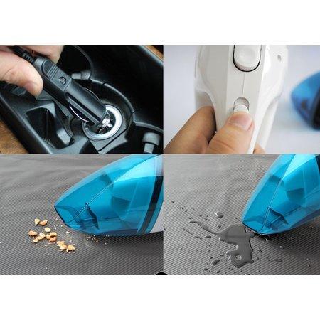 Geeek Leistungsstarker Staubsauger für das Auto 12V