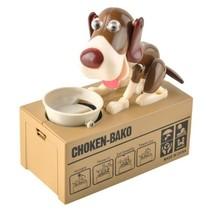 Money box dog