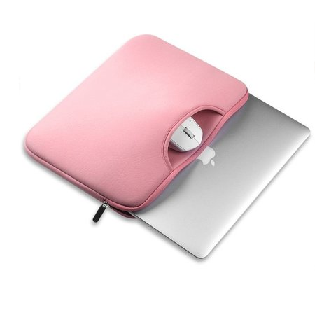 Airbag MacBook 2-in-1 sleeve / bag for Macbook Air / Pro 13 inch - Pink