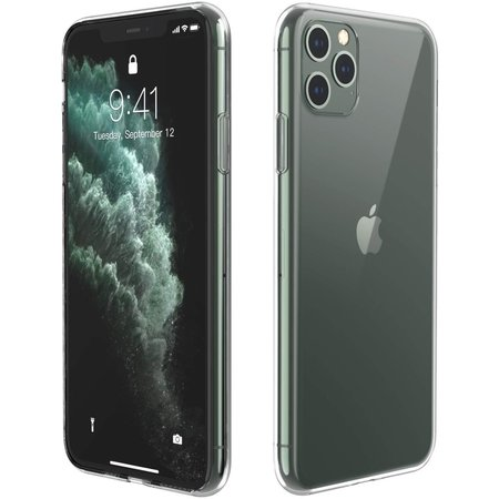 Transparant TPU Hoesje voor Apple iPhone 11  Pro Max