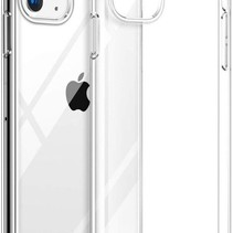 Apple iPhone 11 Pro Max Transparent TPU Case