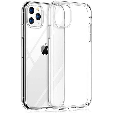 Apple iPhone 11 Pro Max Transparent TPU Case