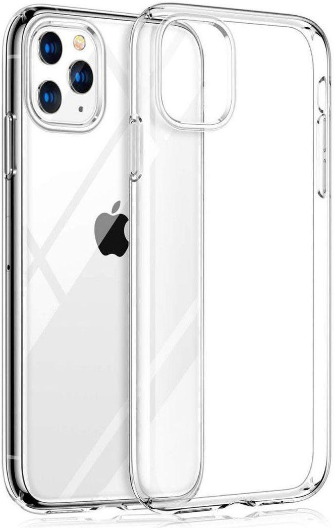 Heeft u de apple iphone 11 pro max aangeschaft voor zijn stijlvolle design, dan biedt dit transparante tpu ...