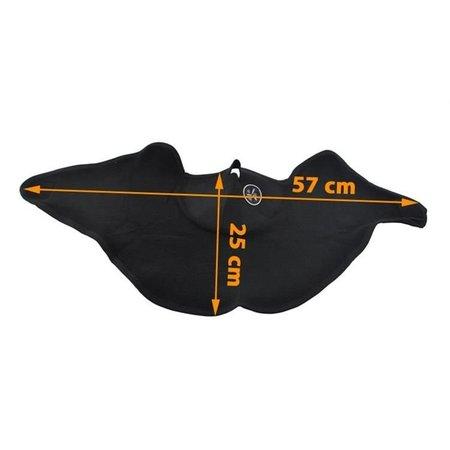 Neoprene Neck Warmer Scarf - Neoprene Ski Motorbike Moped Mask Scarf